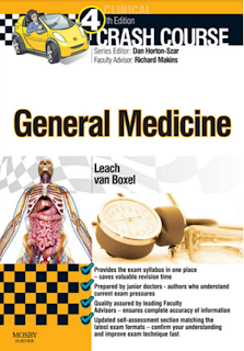 Libros Medicina Crash Course General Medicine 4 Edition