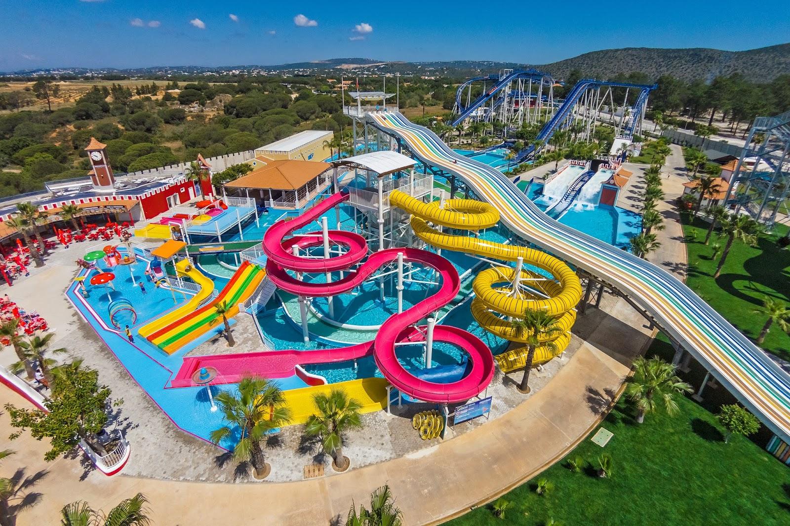 Аквапарк Португалии