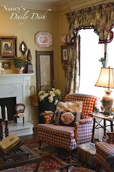 Small English Cottage Living Room