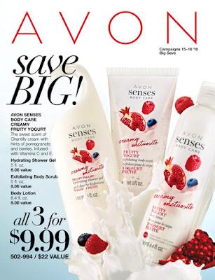 Avon Campaign 15 & 16 2016 Starts: 6/25/16 Exp: 7/22/16 Click eBrochure