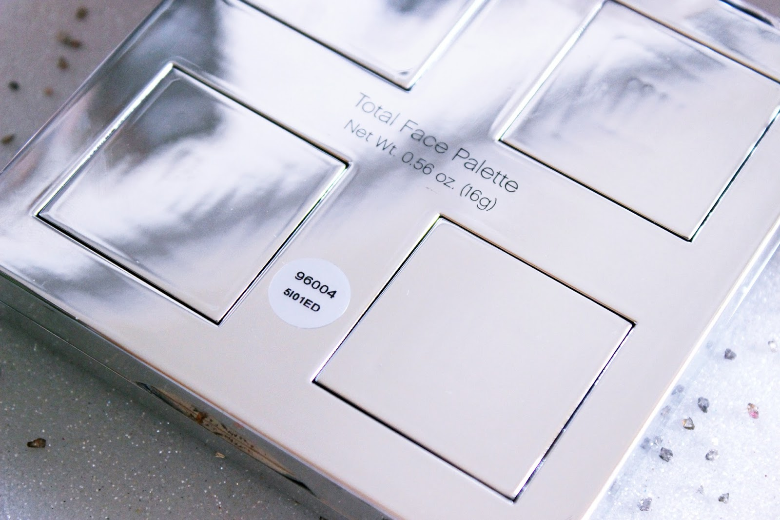 Palette Teint Parfait EyesLipsFace