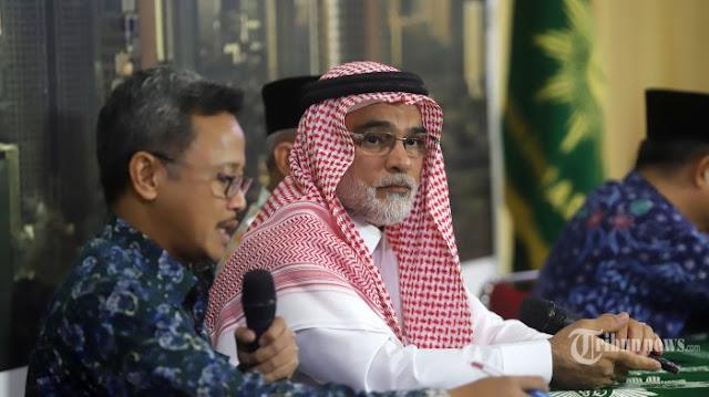 Kemlu Panggil Dubes Arab Saudi terkait Cuitannya yang Menyesatkan