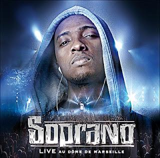 Soprano - Live Au Dome De Marseille (2008) FLAC+320