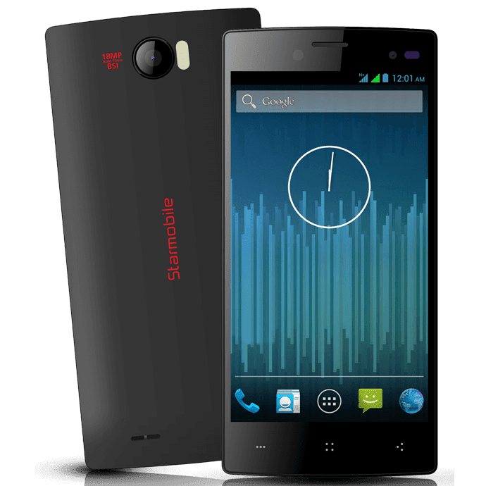 Starmobile MUSE Firmware / Stock Rom - Needromng