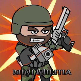 Doodle Army 2 Mini Militia Mod Apk v3.0.86 Full Unlocked Terbaru