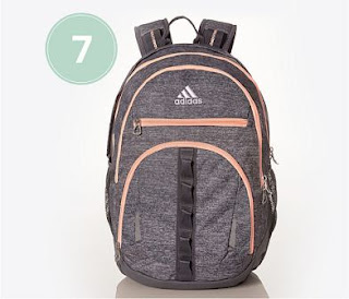 7. Adidas Prime IV Laptop backpack