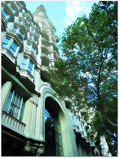 En Retirada - Palácio Barolo, Buenos Aires