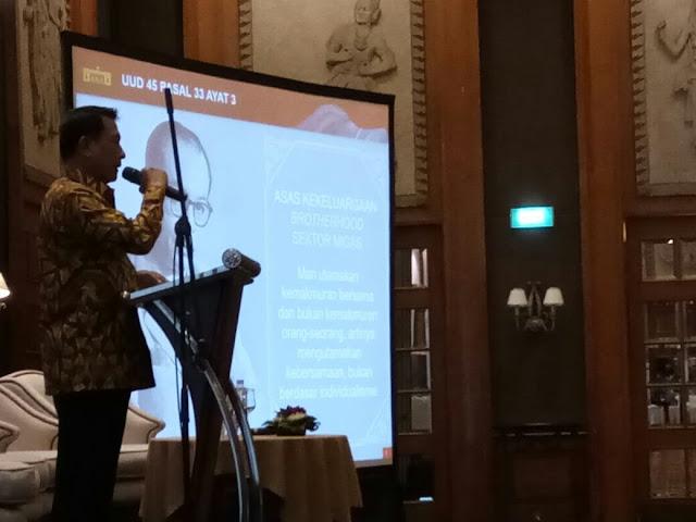 Untuk Tarik Investor, Moeldoko Dorong SKK Migas Terapkan Sistem Anti Suap
