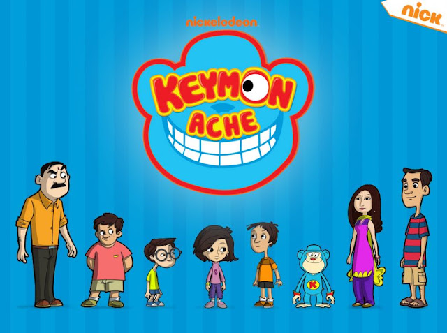 'Keymon Ache‬' Nick India Tv Show Plot |Timing |Charactors |Pics |Game