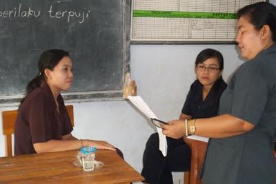 penelitian tindakan kelas guru siswa