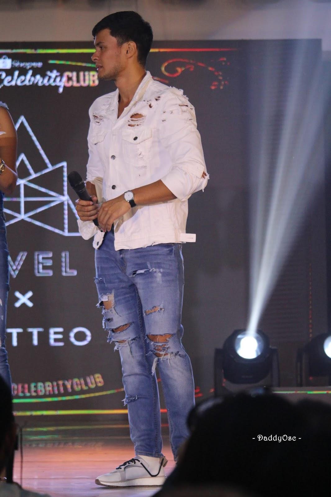 f06b27fcbdd12 Shopee Celebrity Club featuring Matteo Guidicelli for Avel x Matteo ...