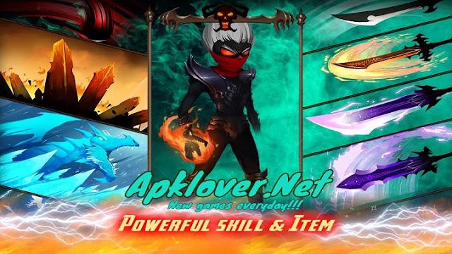 Stickman Legends: Shadow Wars MOD APK