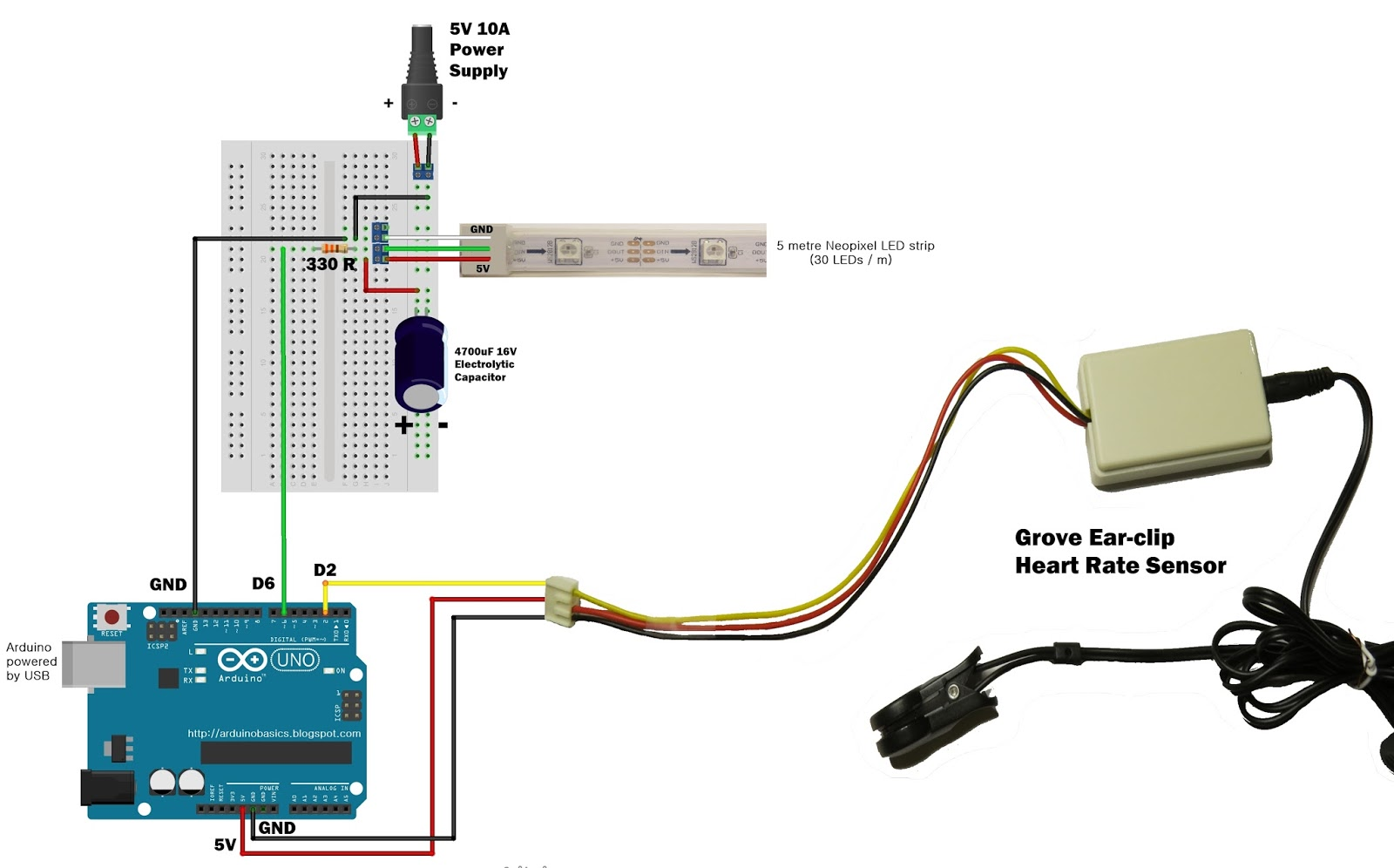 Arduino Basics Best Blog Dtmf Dual Tone Multi Frequency Decoder Circuit Schematic Using M8870 Fritzing Sketch The Following Diagram