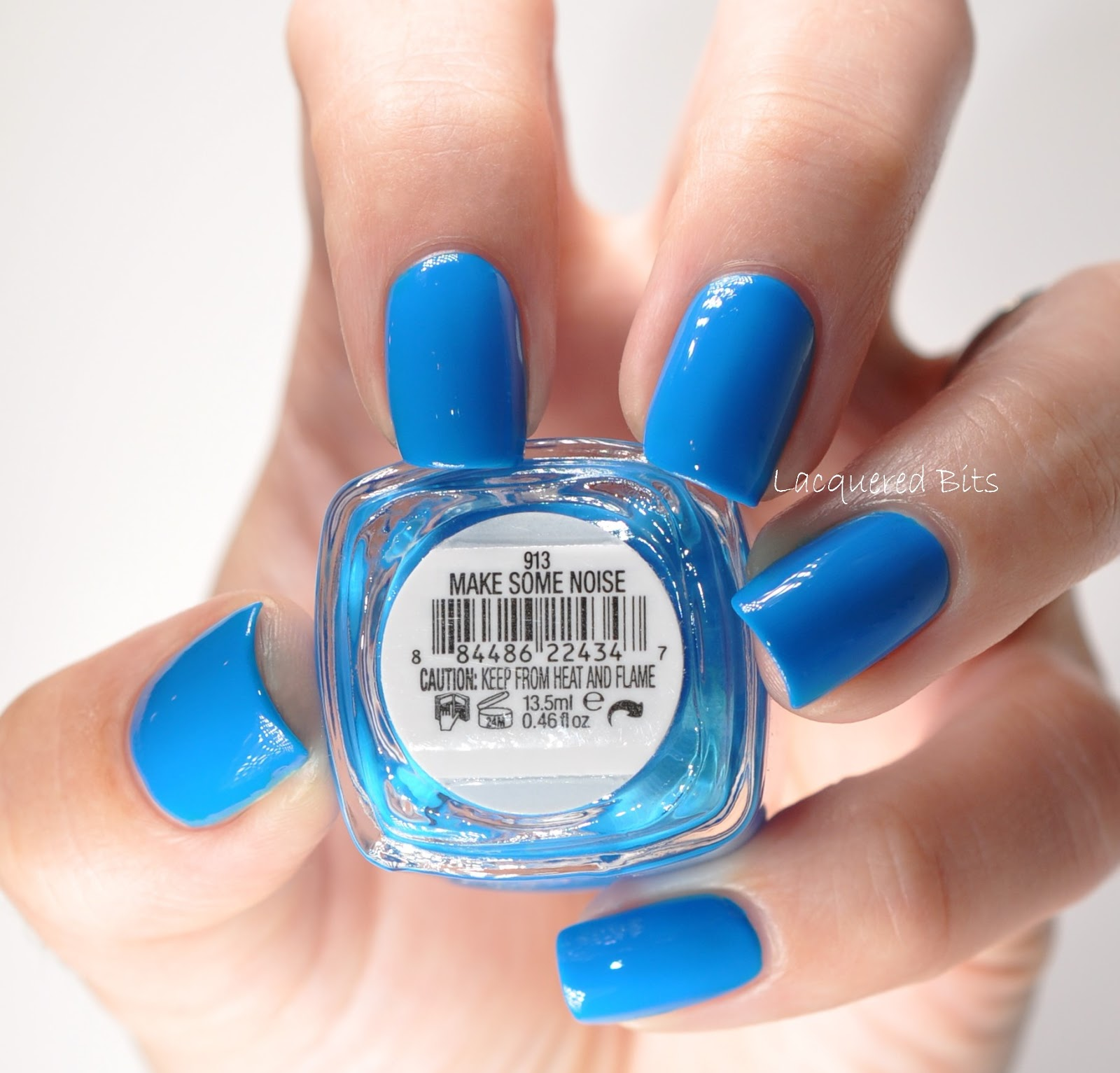 Essie Neon 2015 - Make Some Noise Collection - Swatches & Review ...