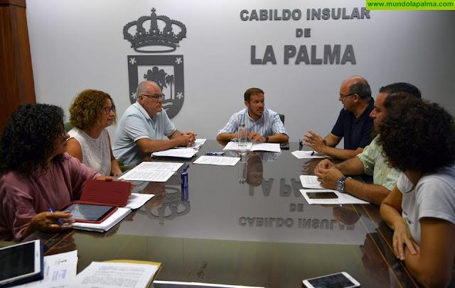 El gobierno insular trabaja ya en los criterios que regirán los presupuestos del Cabildo de 2020