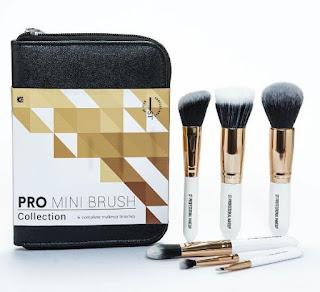 Pro Mini Brush Collection sendayu tinggi