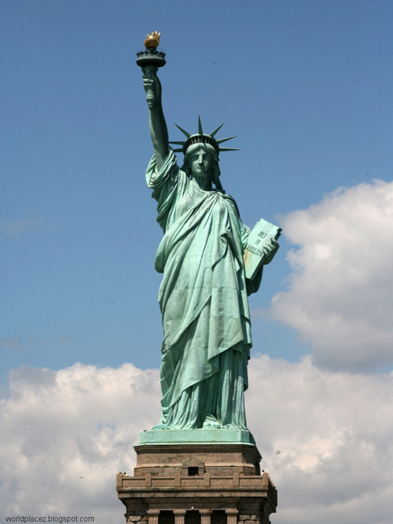 800 X 1067  220kB, The Statue Of Liberty History & Latest