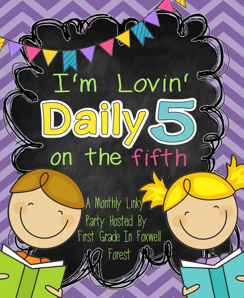 i m lovin daily 5 on the fifth a monthly linky party with a giveaway and freebies  [ 993 x 1215 Pixel ]