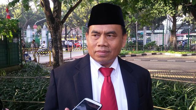 Sekda Saefullah Ganti Posisi Sandi?