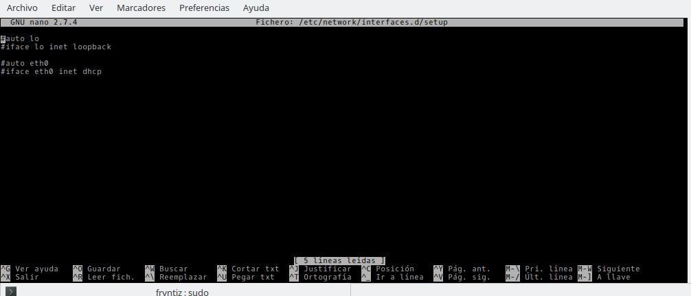 Blog La Guía Linux: Debian 9 con KDE escanea WIFI pero no