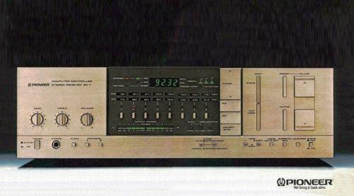 PIONEER SX-7 (1981)