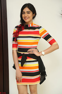 Adha Sharma in a Cute Colorful Jumpsuit Styled By Manasi Aggarwal Promoting movie Commando 2 (186).JPG