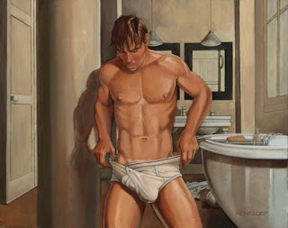 Γκέι αρσενικό σεξ γυμνό