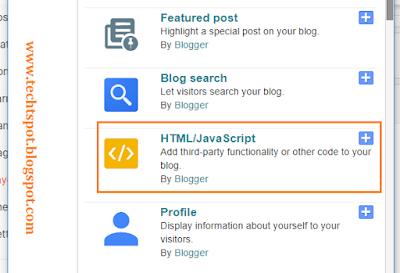 Add Horizontal Random Post Widget To Blogger 2