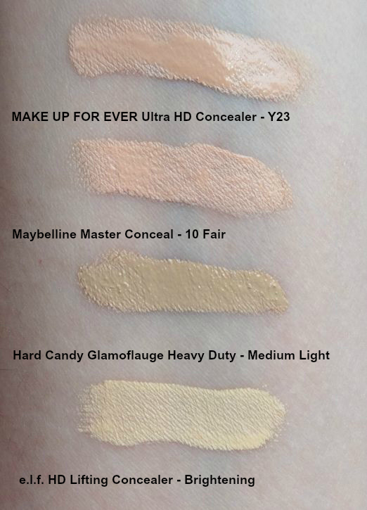 HD Lifting Concealer by e.l.f. #10