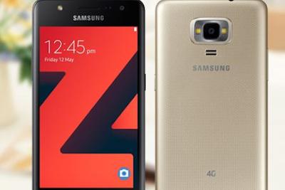 Cara Screenshot Samsung Z4 Tanpa Aplikasi