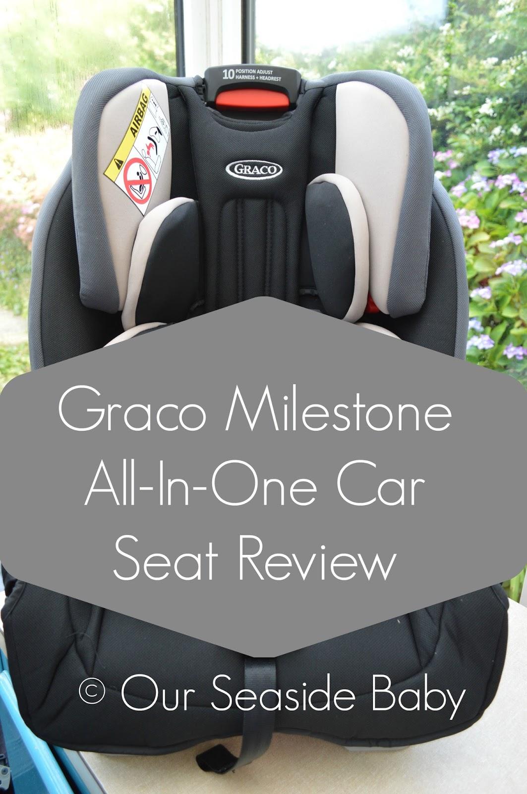 Graco Milestone All In  Car Seat Reviews