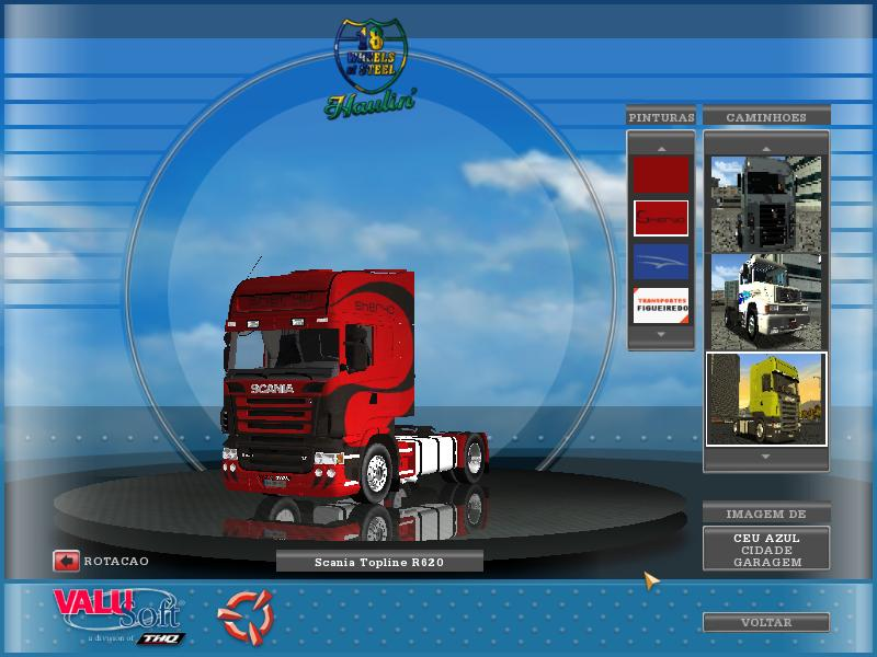 Hard Truck 18 Wheels Of Steel Haulin Free Full Version Games Download For Pc Latestactiongames