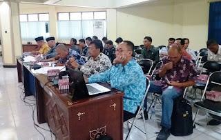 Public Hearing Raperda KIP DPRD Lobar