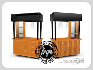 jasa produksi booth