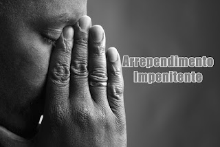 Saul: Arrependimento Impenitente
