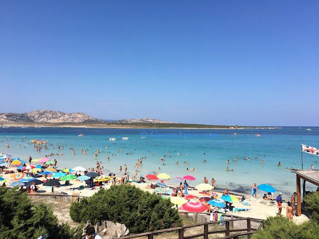 Sardinia Plagia la Pelosa