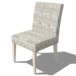Sketchup - Chair-029