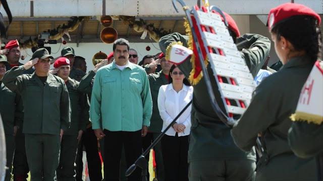 Maduro aprueba modernizar su Ejército con armas rusas y chinas