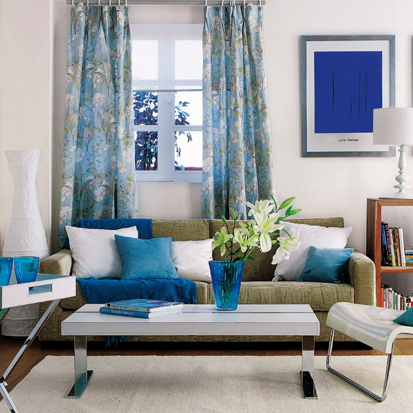 Salas En Color Turquesa Ideas Para Decorar Diseñar Y