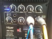 Pengenalan dan Mengoperasikan Speaker System Portable