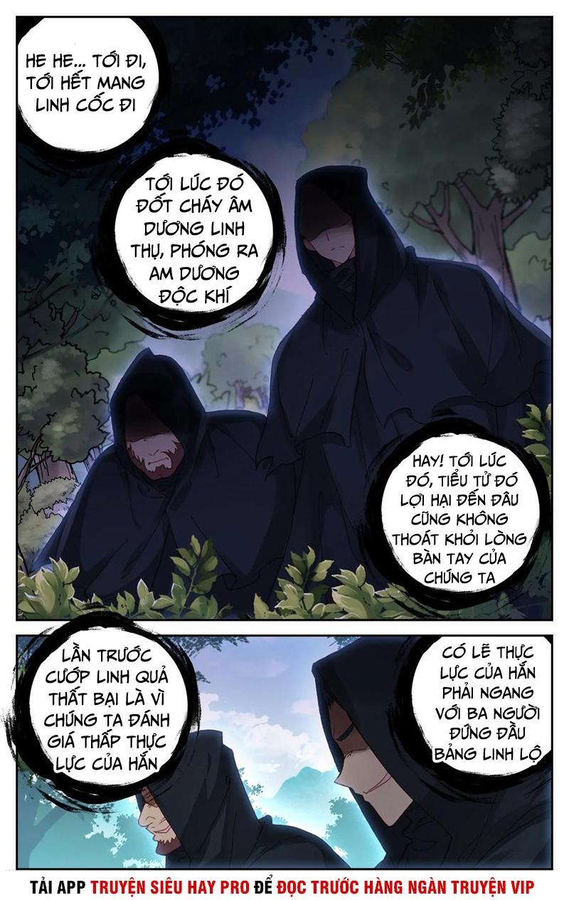 Thương Khung Bảng Chi Thánh Linh Kỷ chap 81 - Trang 3