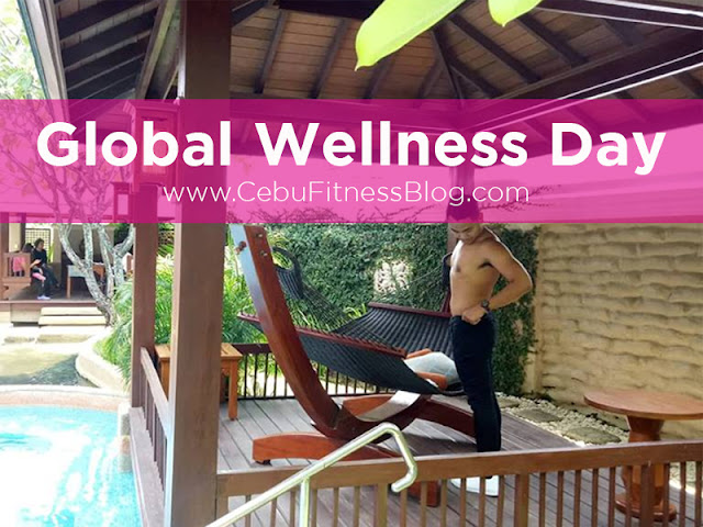 Global Wellness Day at Shangri-La Mactan Resort and Spa