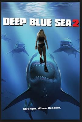 Deep Blue Sea 2 DVD R1 NTSC Latino