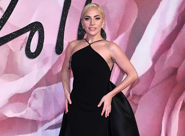 Lady Gaga Arrives at The British Fashion Awards 2016