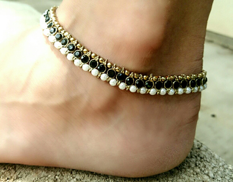 The Top Seven Elegant Ladies Anklet Designs: