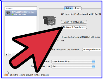 How to Know Ip Address of Printer