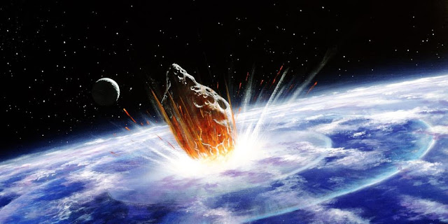 Dünya'ya Tarih Boyunca Çarpan En Büyük 10 Meteor - Gök Taşları