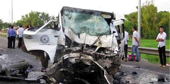 TRAGIC!!! Groom and 13 members of his family die in an auto-crash on their way to wedding