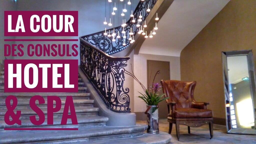 la cour des consuls spa y lujo en toulouse un blog de palo. Black Bedroom Furniture Sets. Home Design Ideas
