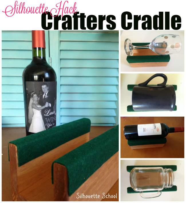 Vinyl, cups, tumblers, crafters cradle